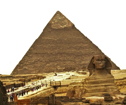 Egypt Sphinx Pyramid